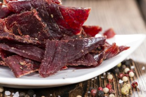 beef jerky is one of the high protein, low carb snacks