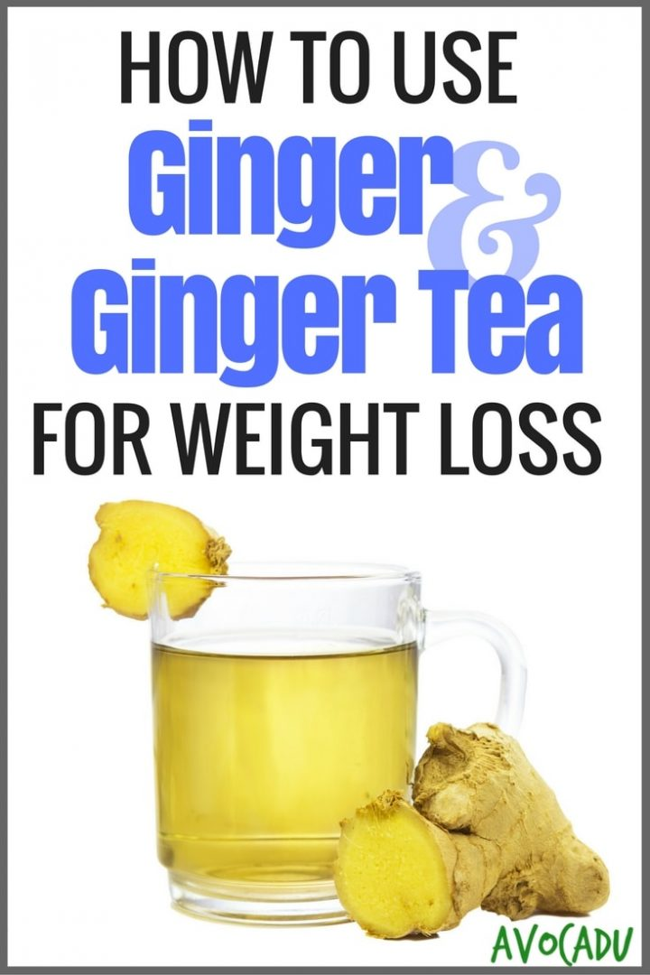 why is ginger tea for weight loss