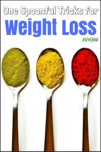 10 One Spoonful Tricks to Lose Weight | Avocadu.com