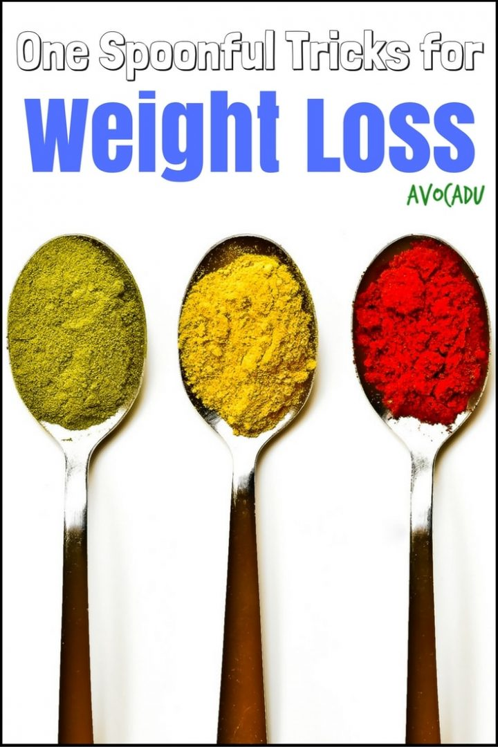 10 One Spoonful Tricks for Weight Loss | Avocadu.com