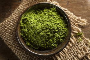 matcha green tea powder to get control over your diet