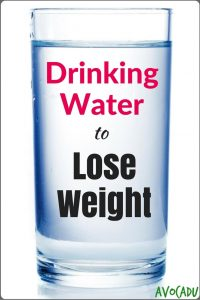 How Drinking Water Can Help You Lose Weight | Avocadu.com