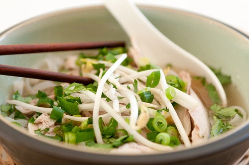 beef pho for weight loss