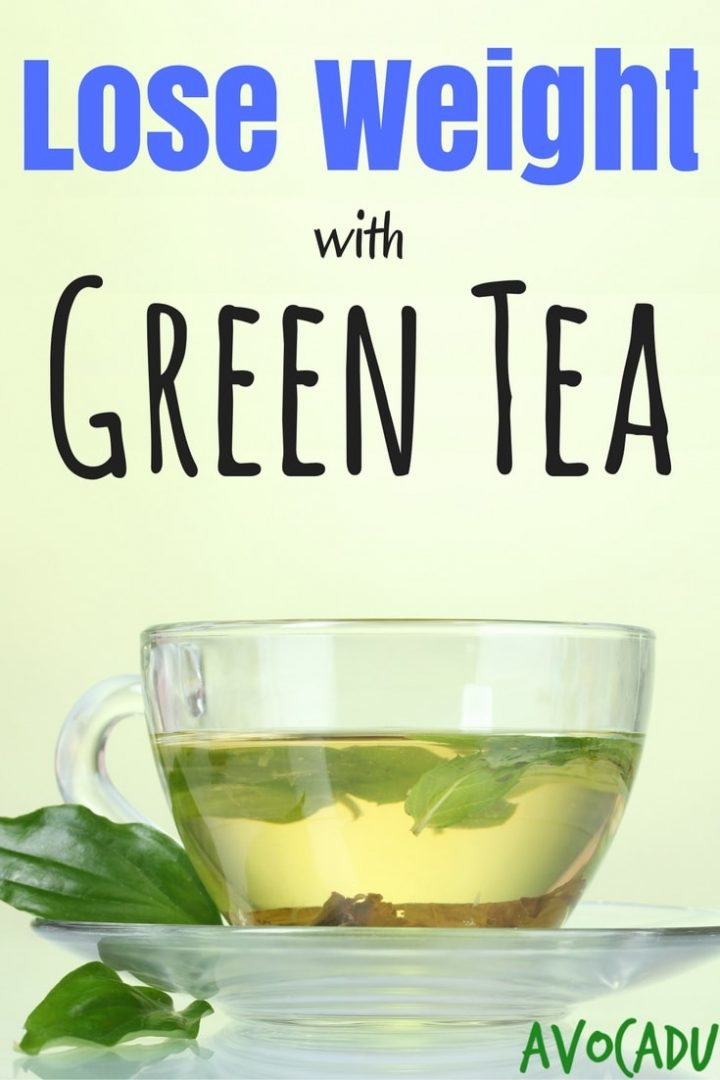 How to Use Green Tea to Lose Weight | Avocadu.com