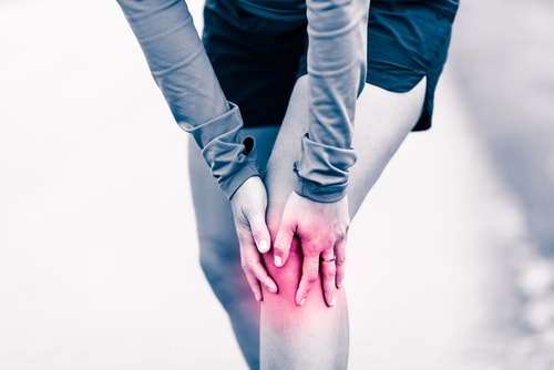 joint pain exercising over 200 pounds