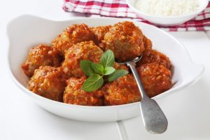 turkey meatballs crock pot recipe for weight loss