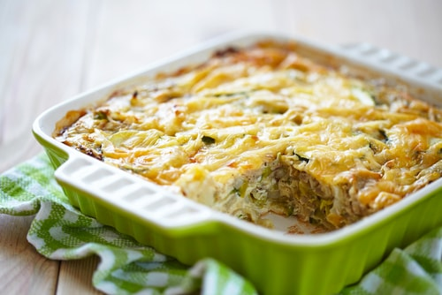 turkey egg casserole healthy go-to breakfast recipe
