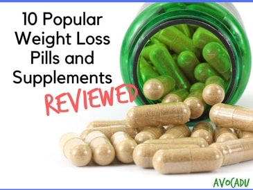 10 Popular Weight Loss Pills and Supplements Reviewed ft