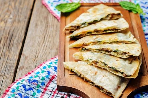 avocado quesadillas healthy dinner recipe for weight loss