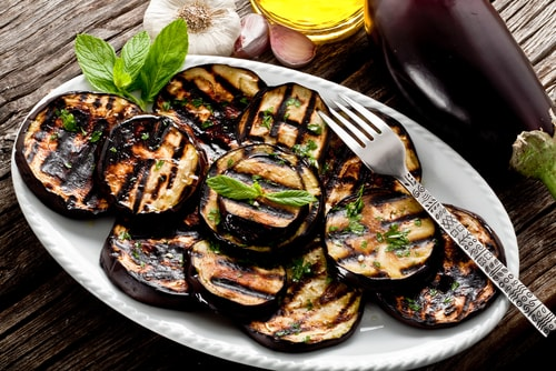 eggplant weight loss recipe
