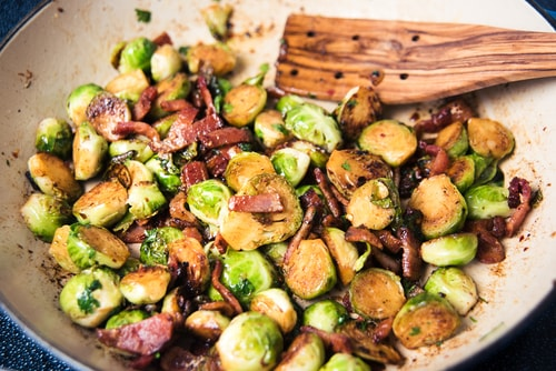brussels sprouts hash recipe for weight loss