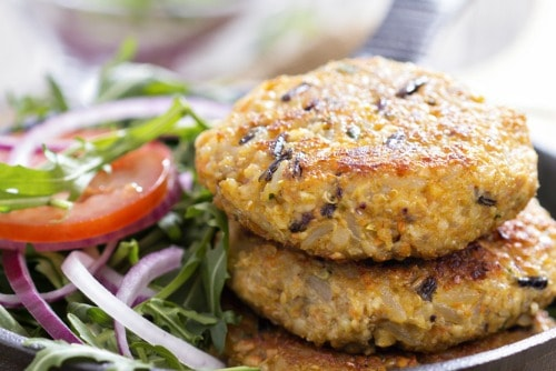 quinoa burgers recipe for weight loss