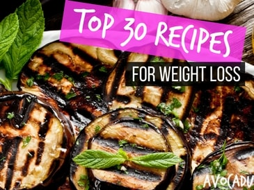 Top 30 Weight Loss Recipes