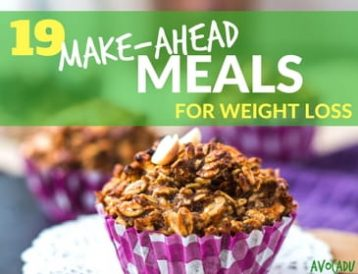 Make-Ahead Meals for Weight Loss