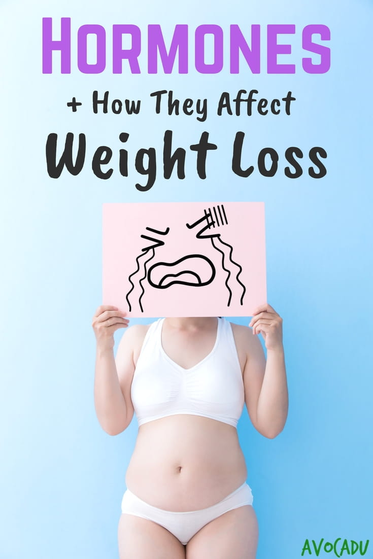 How hormones affect weight loss and how to reset hormones to lose weight fast | Avocadu.com