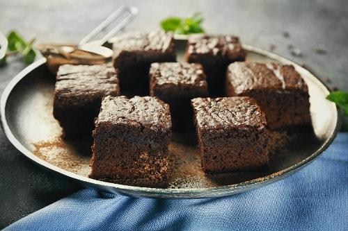 vegan dessert recipes for brownies