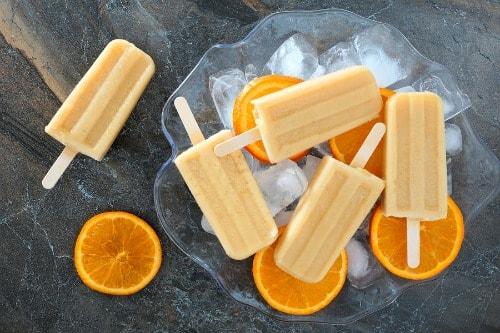 creamsicle vegan dessert recipes