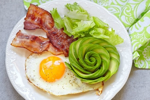 keto diet of healthy fats