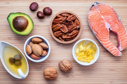 foods for health benefits of omega-3s