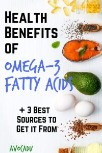 Health benefits of omega-3s and 3 best sources to get it in your diet | Healthy diet tips at Avocadu.com