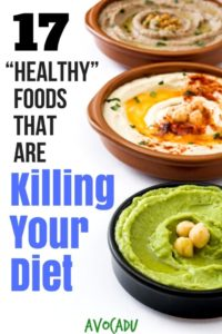 "These supposedly ""healthy"" foods could actually be the main reason you are having trouble losing weight. Avoid these foods that are easy to overeat for fast weight loss 