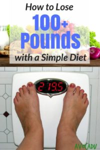 How to lose 100 pounds with a simple diet
