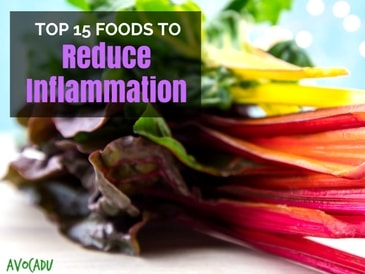 Top 15 Foods to Reduce Inflammation