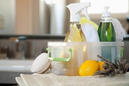 all natural house cleaners