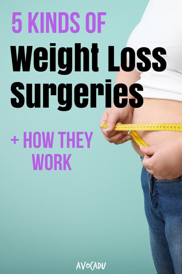 When doctors first started to offer weight loss surgeries, also called bariatric surgery, they did it to help people lose weight. Find out more about the multiple health benefits (and in some cases, risks) involved plus how they work. | Avocadu.com