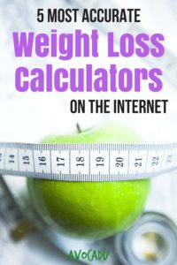 The problem might be that you're taking in too many calories and not burning them off fast enough to lose weight. A weight loss calculator can help you better identify the problem.   Avocadu.com