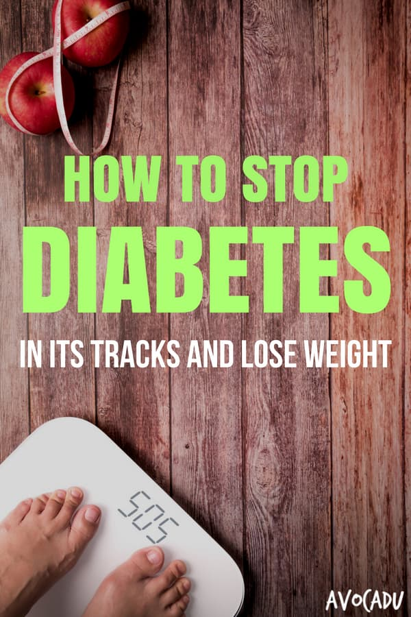 Learn how to stop diabetes, lose weight in the process, and finally regain your health and energy!   Avocadu.com