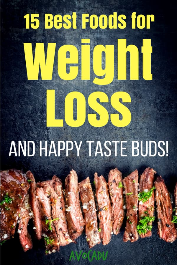 While there are no magic foods for weight loss food there that will make you instantly lose weight, good food choices can make a huge difference when it comes to keeping you full, fighting cravings, and how much you eat. | Avocadu.com