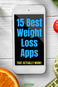 Cell phones make losing weight a lot easier because of all the incredible weight loss apps you can download. Any help is good help, but there are so many apps out there that it can be a little overwhelming and sometimes confusing to begin. | Avocadu.com