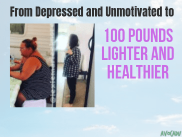 How Lexie Went From Hopeless and Depressed to 100 Pounds Lighter and Healthier
