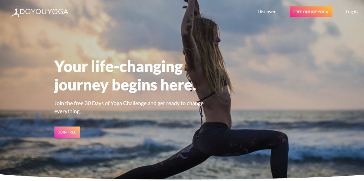 doyouyoga online program