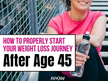 How To Properly Start Your Weight Loss Journey After Age 45