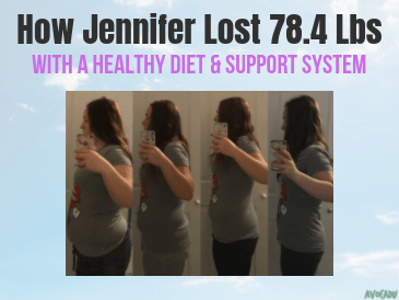 Jenifer 78.4 Weight Loss ft