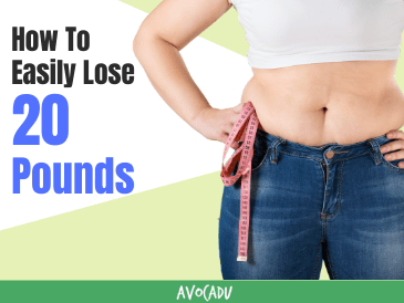How to Lose 20 Lbs