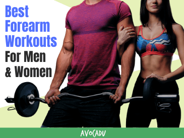 Bets Forearm Workouts for Men and Women Featured Image