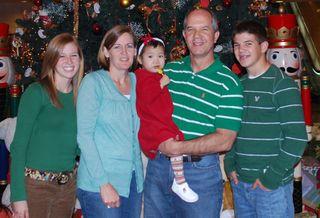 Miller Family 2010 - FL