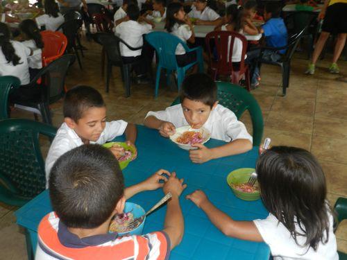Eat Up - Honduras