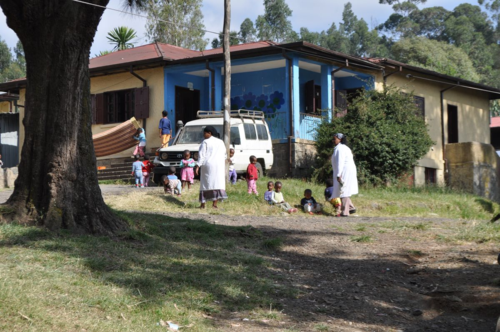 Ethiopian orphans
