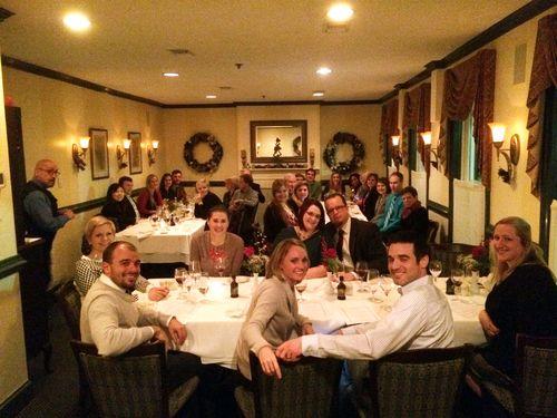 2013 Staff Christmas 2