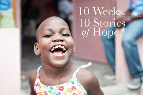 10 Stories Header