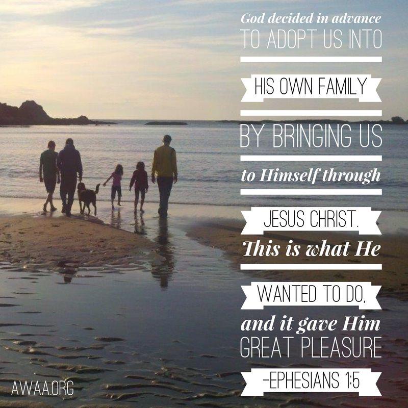 Ephesians 1-5