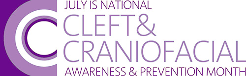 Cleft Awareness - July