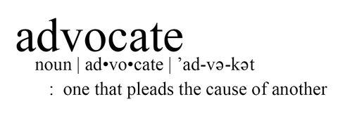Advocate define