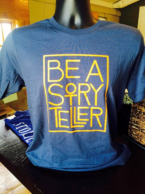 Be A Storyteller Mens 1