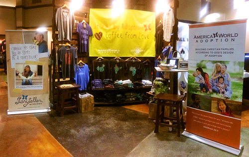 CAFO 2015 booth pano