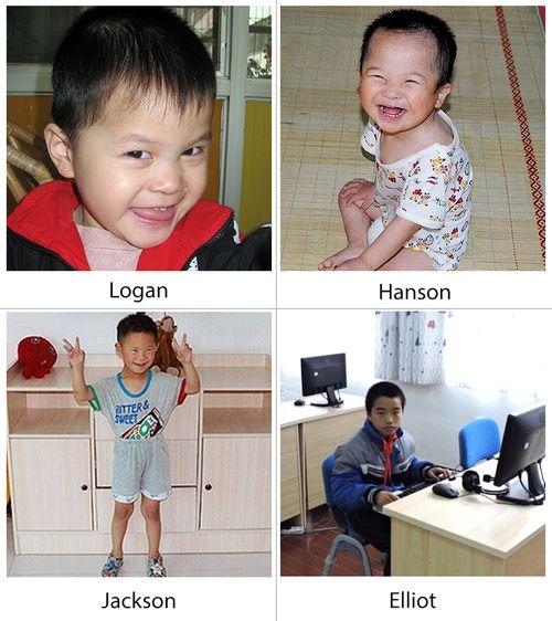 Hanson Logan Elliot Jackson
